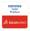 Solid works - Certified gold product